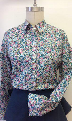 Custom Floral Shirt